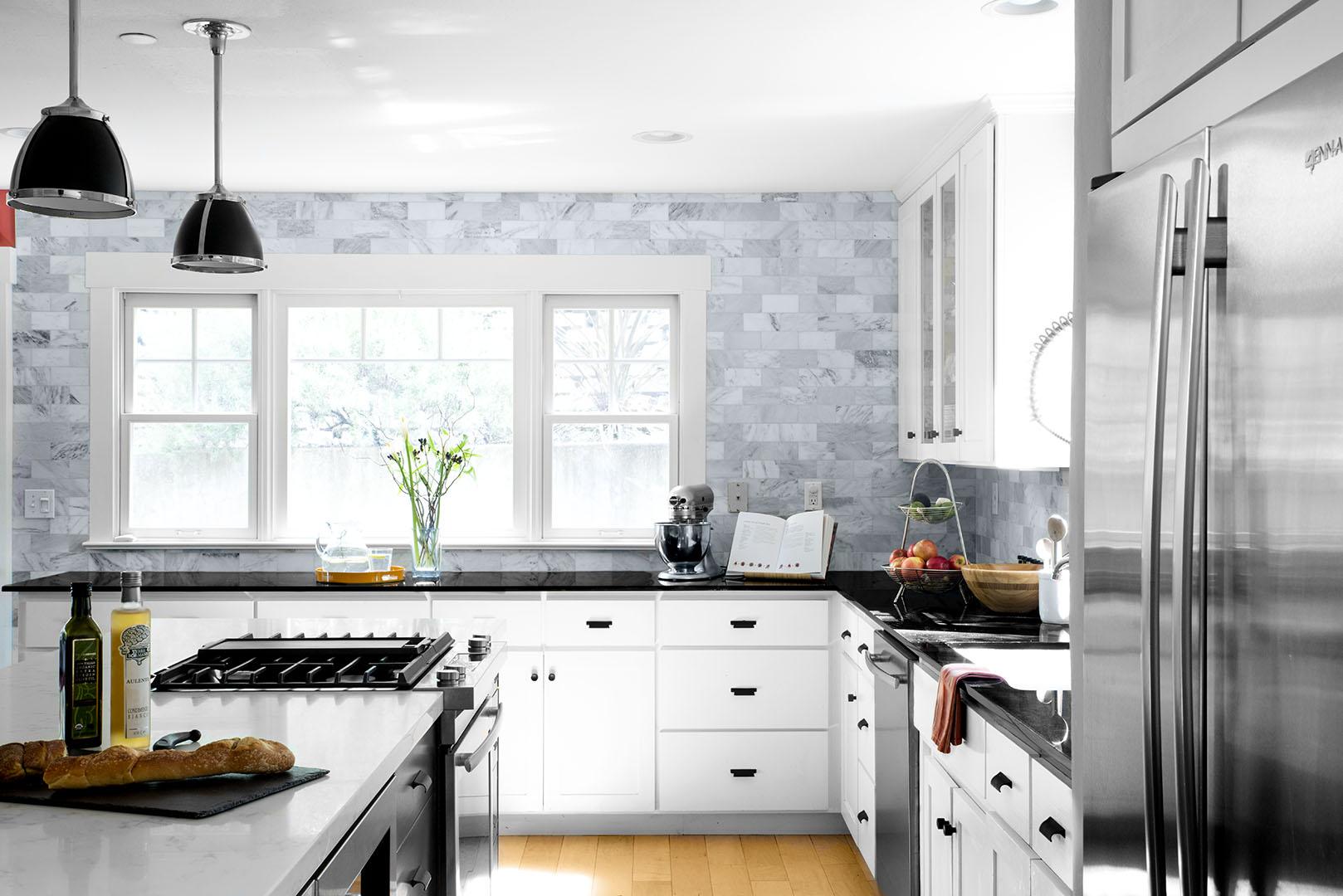 Kitchen remodel in Oakland, CA
