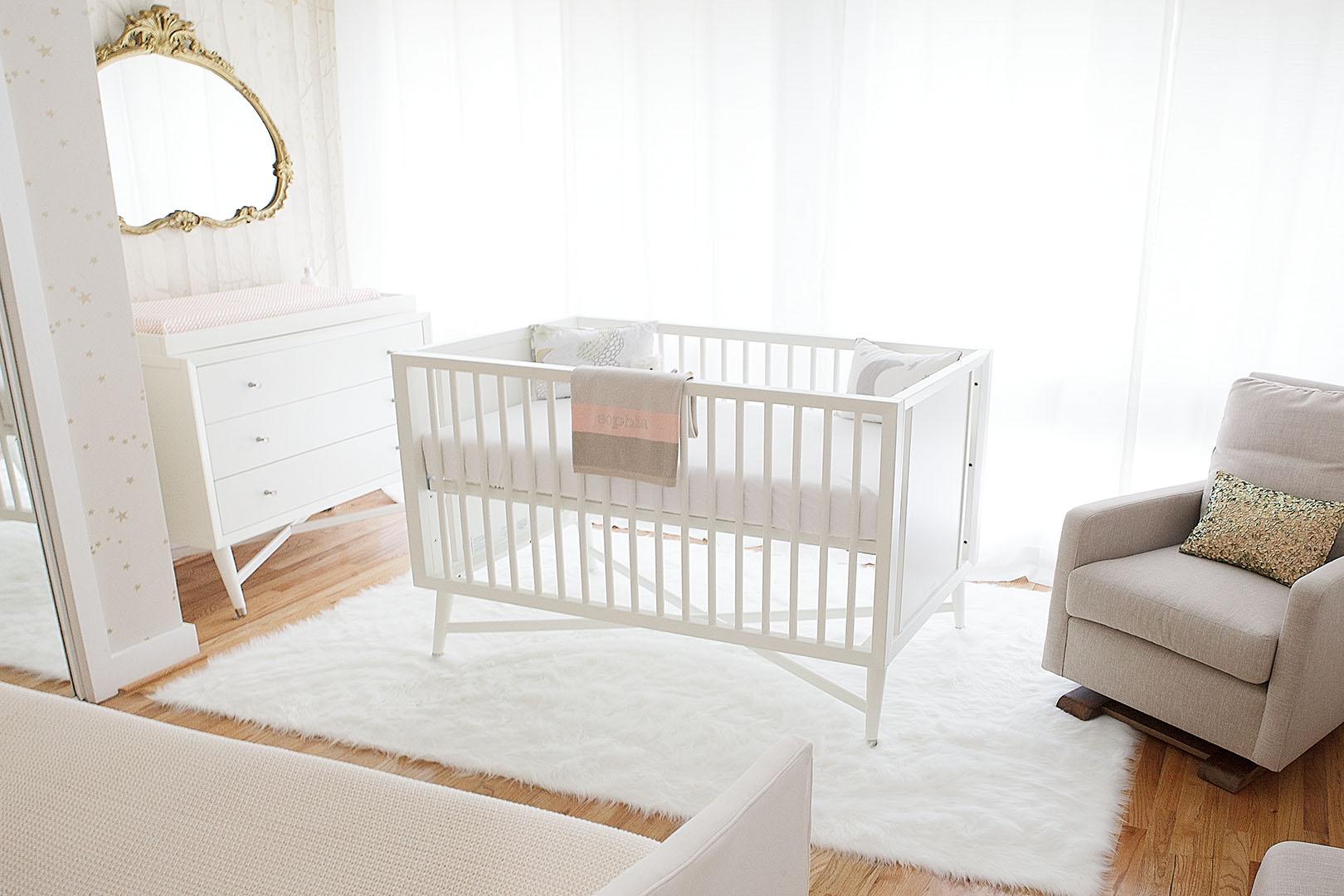 Baby bed design in Oakland, CA