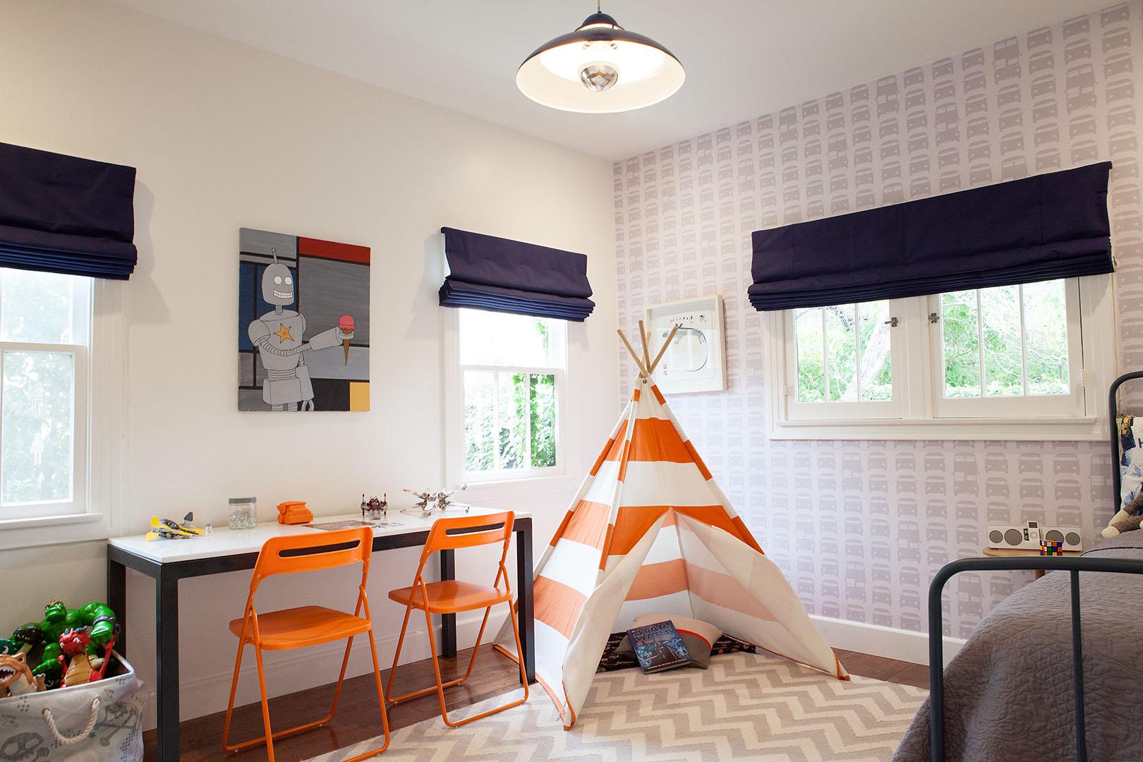 Children room interior design in Oakland, CA