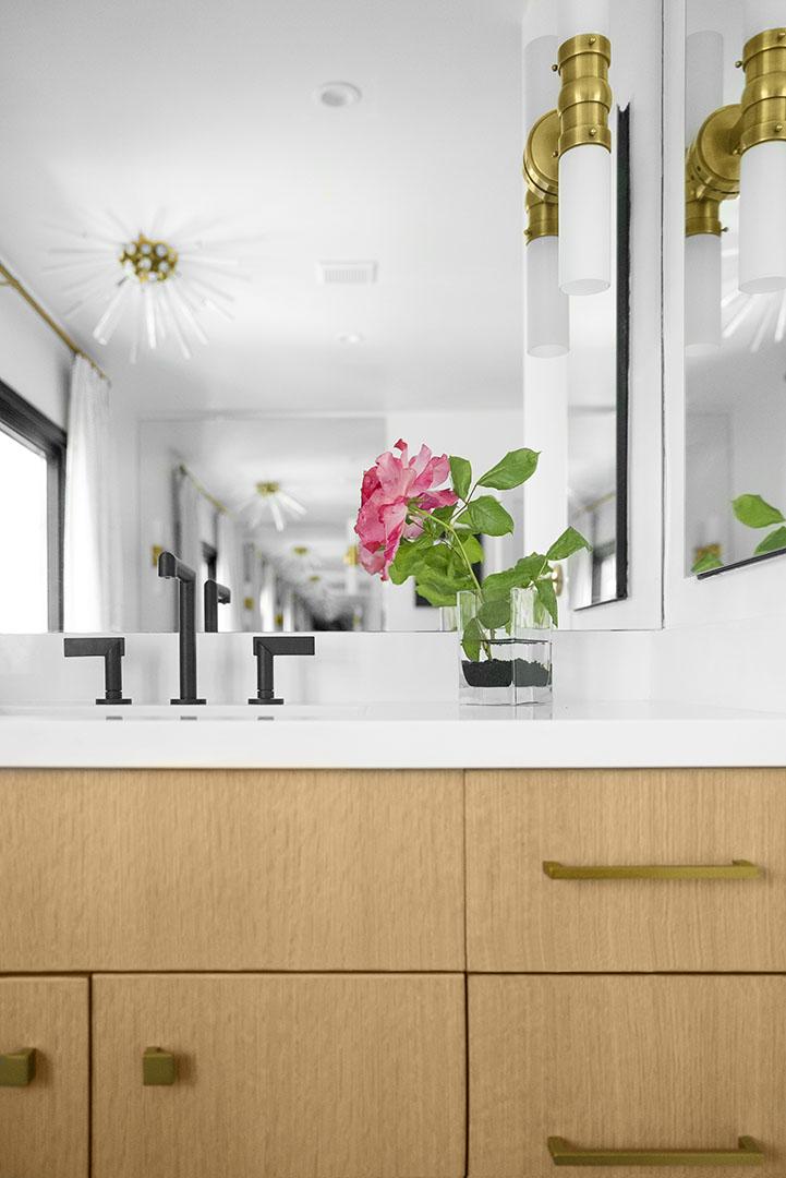 Bath sink design in Oakland, CA