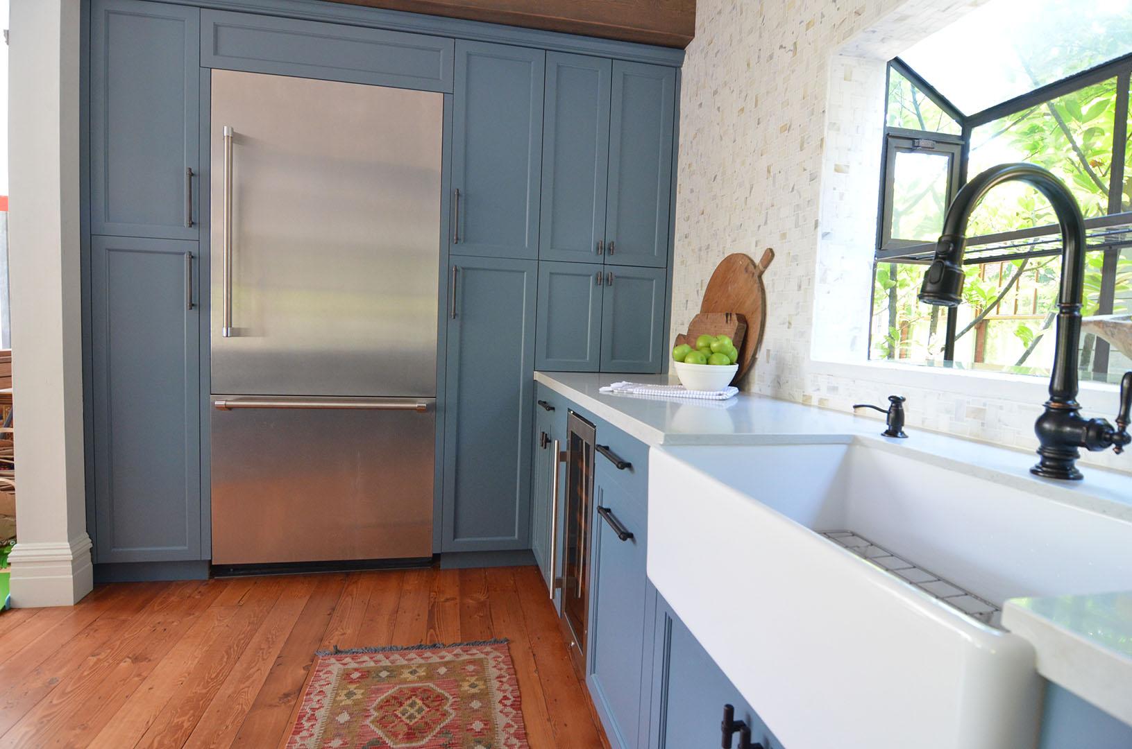 Kitchen cabinet design in North Berkeley