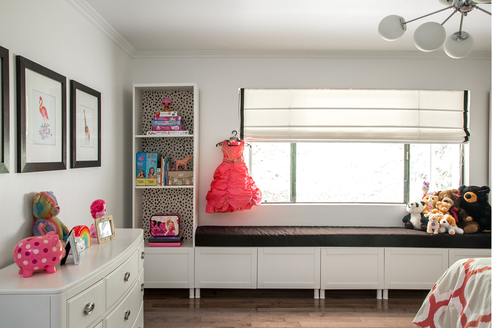 Kids room interior design in Oakland