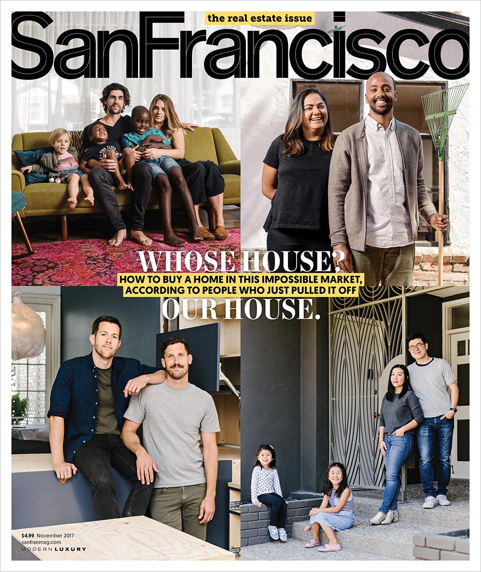 San Francisco Magazine (Oct. 2017)
