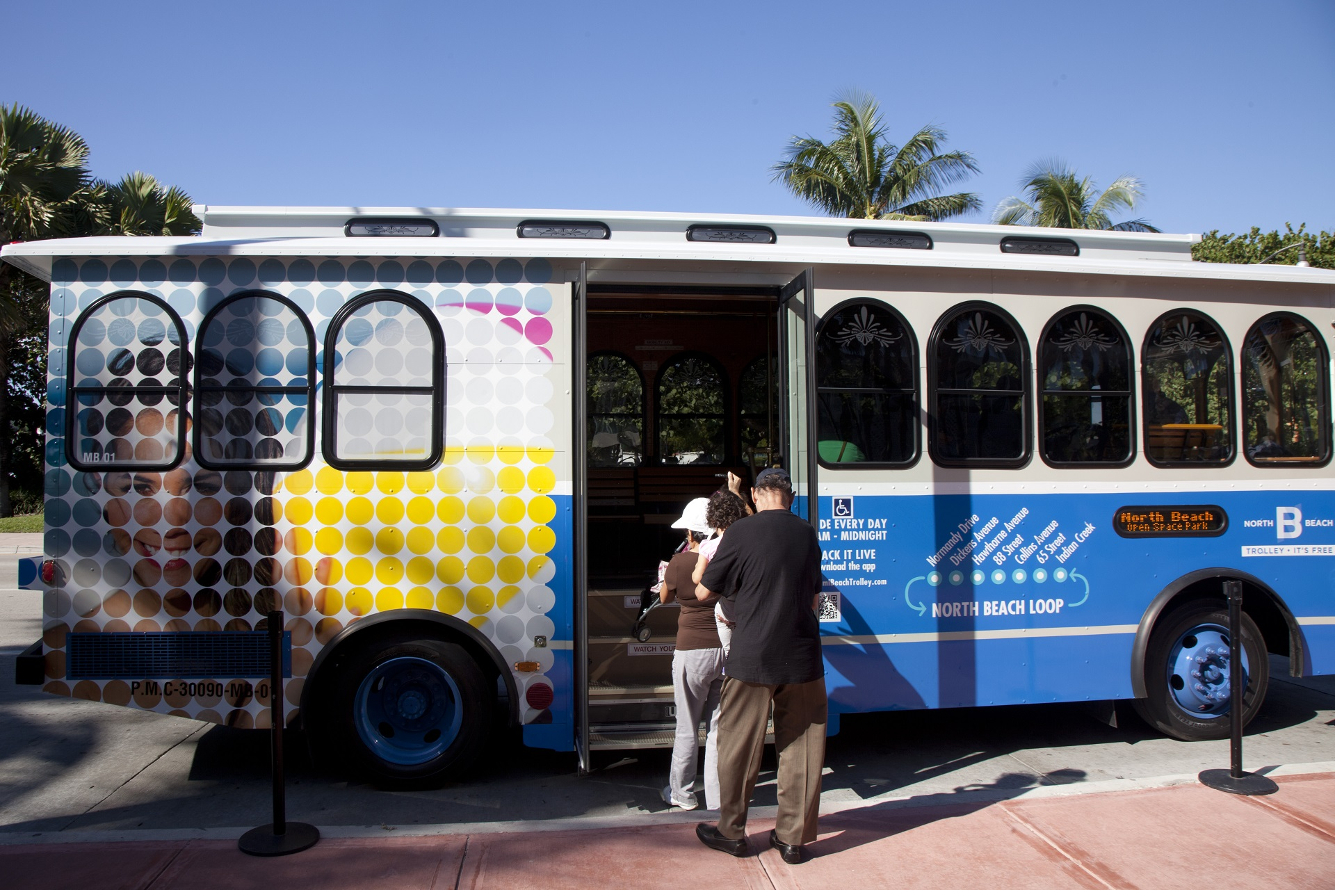 Trolley & Circulator Transportation Services