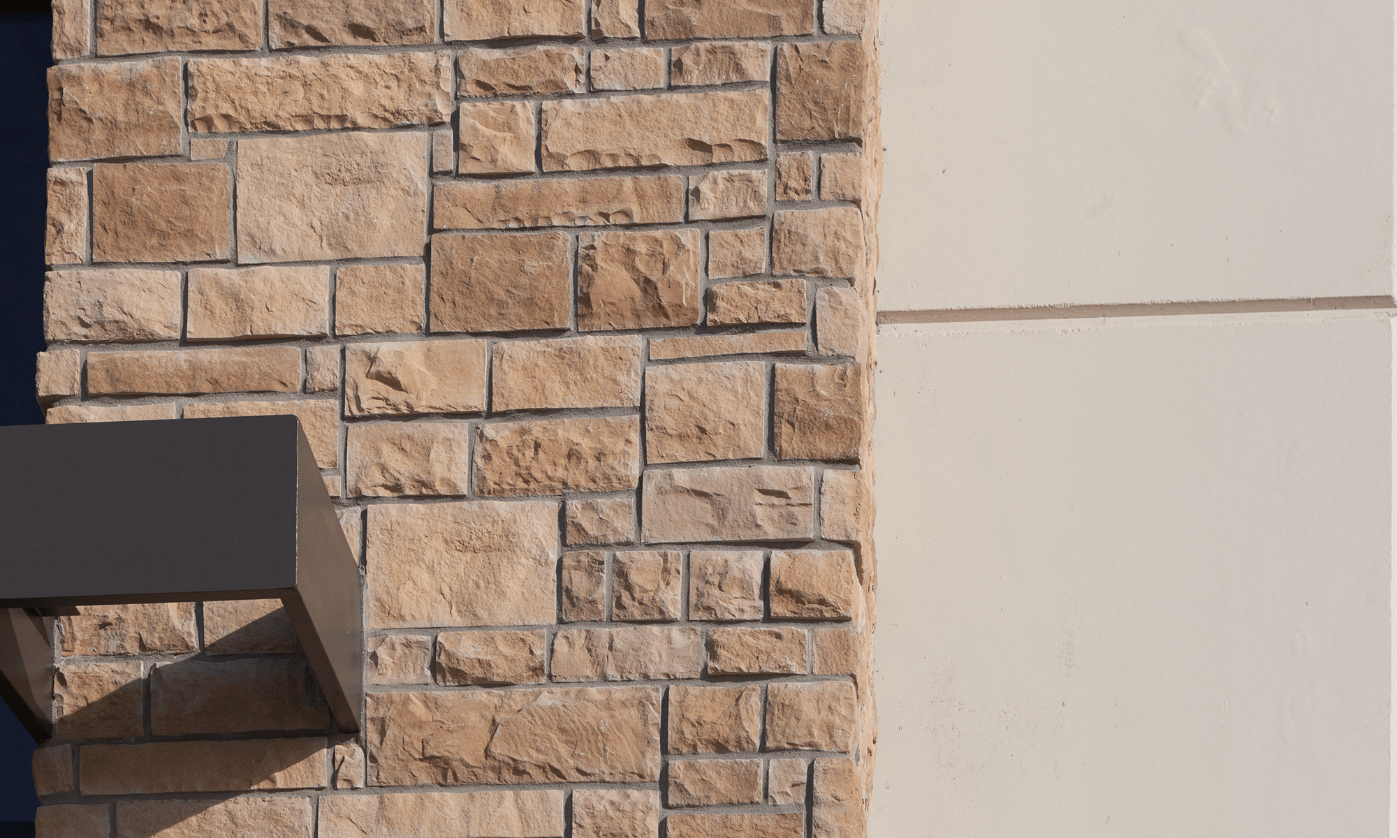 Photo of Exterior Brick Veneer Masonry