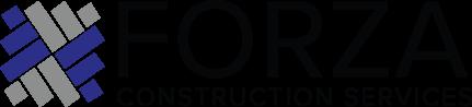 Forza Construction Services Logo