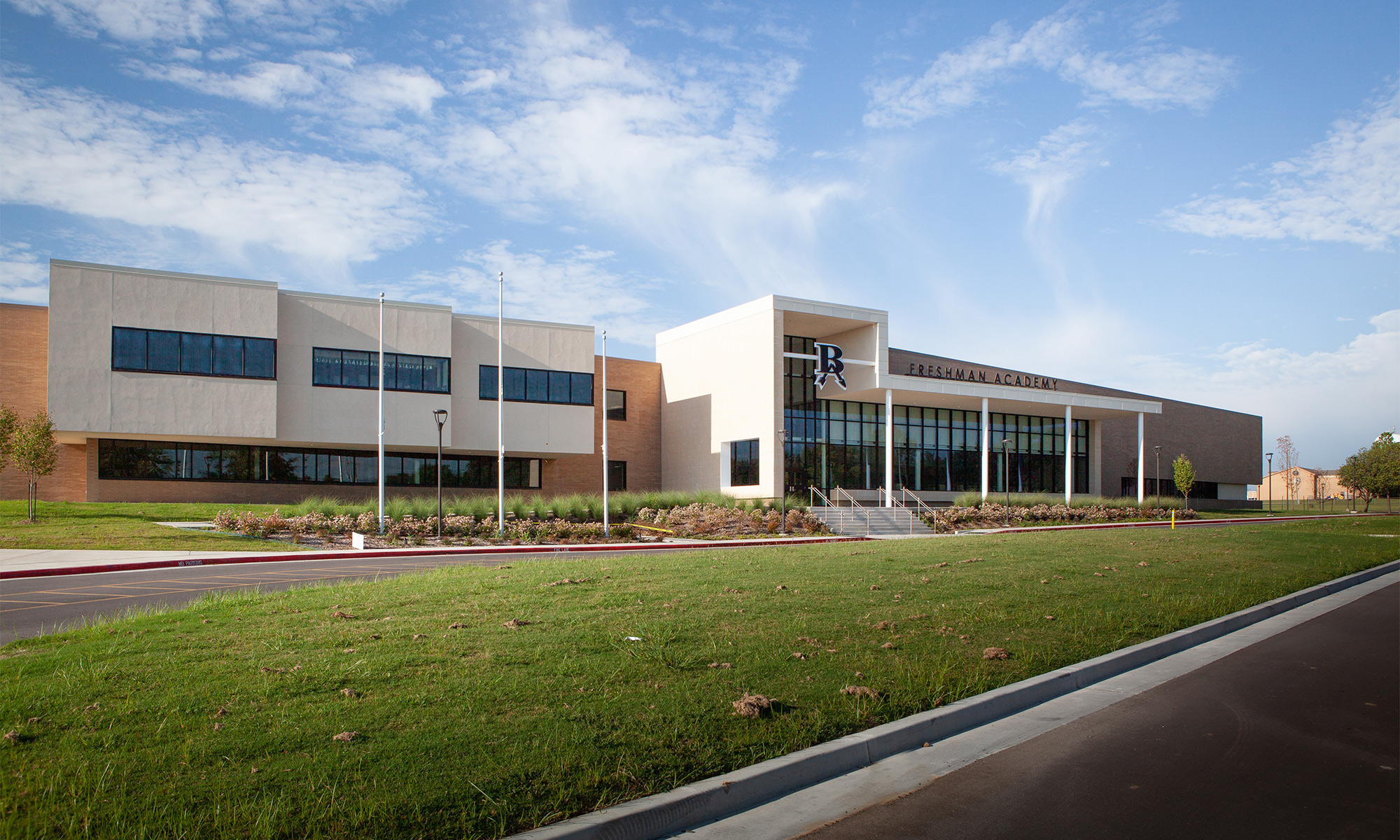 Photo of Broken Arrow Freshman Academy Exterior