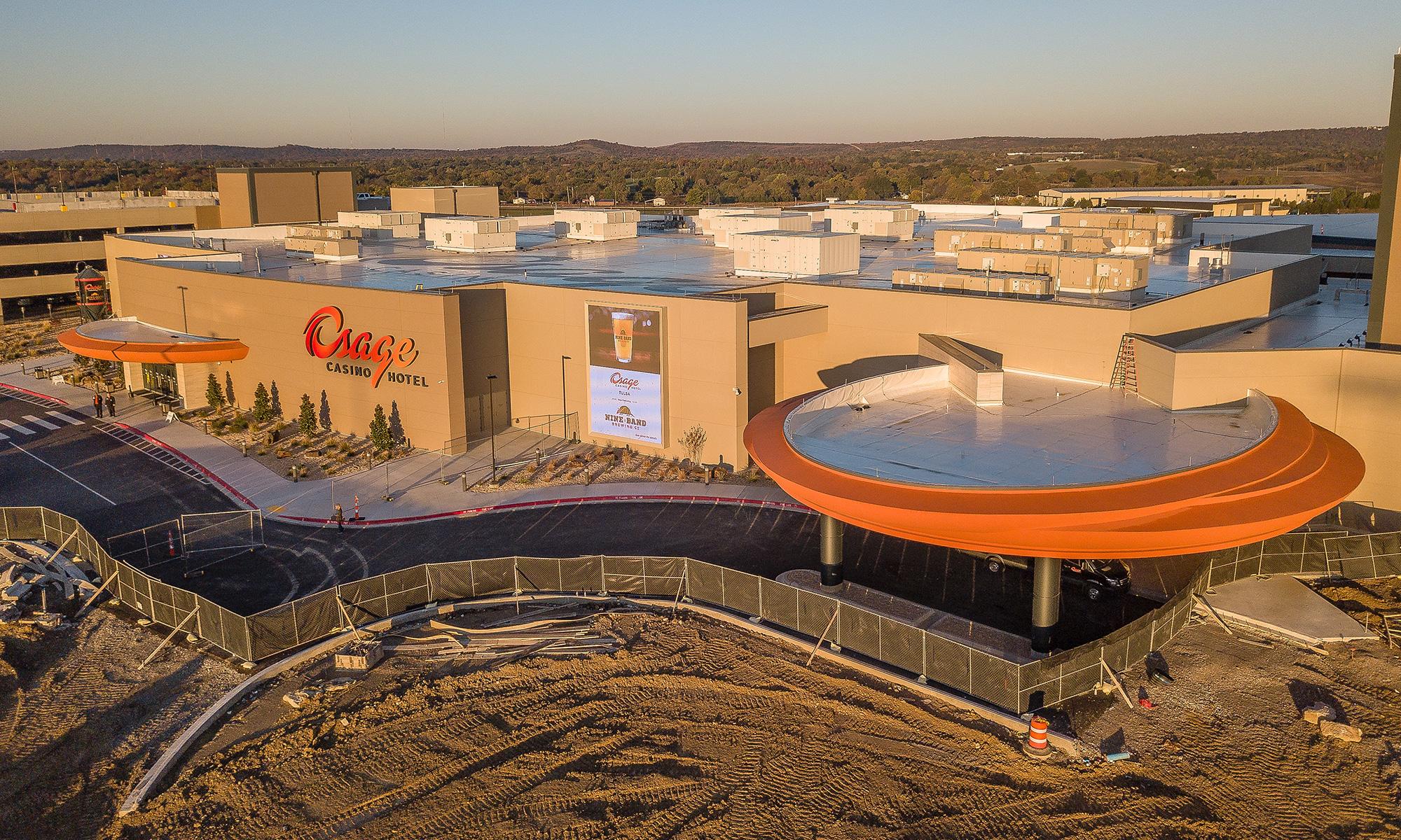 Photo of Osage Casino Hotel Tulsa