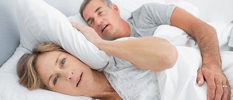 Sleep apnea occurs in as high as 40% of adult snorers.