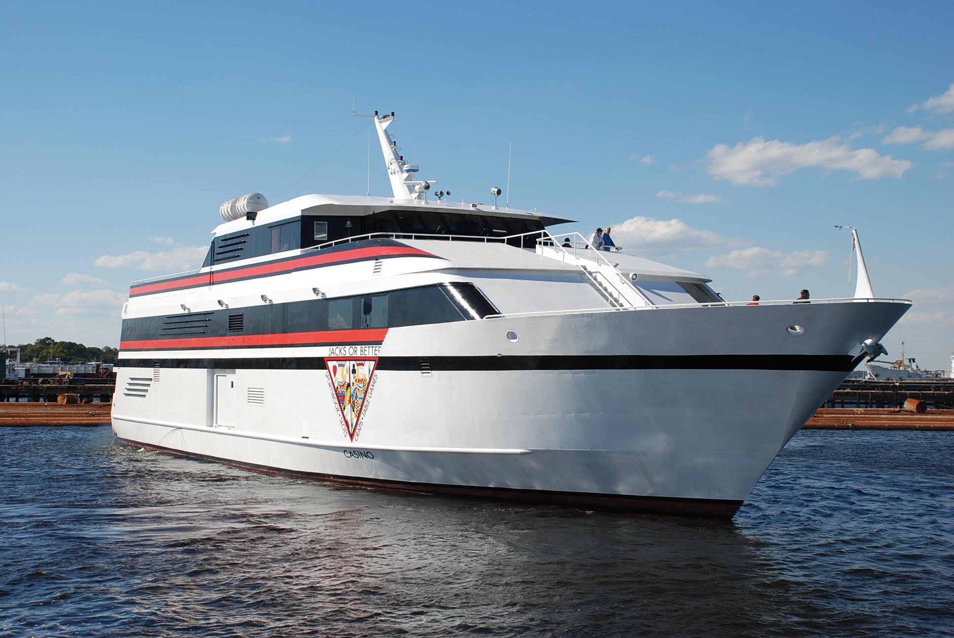Jacks or Better Casino Boat