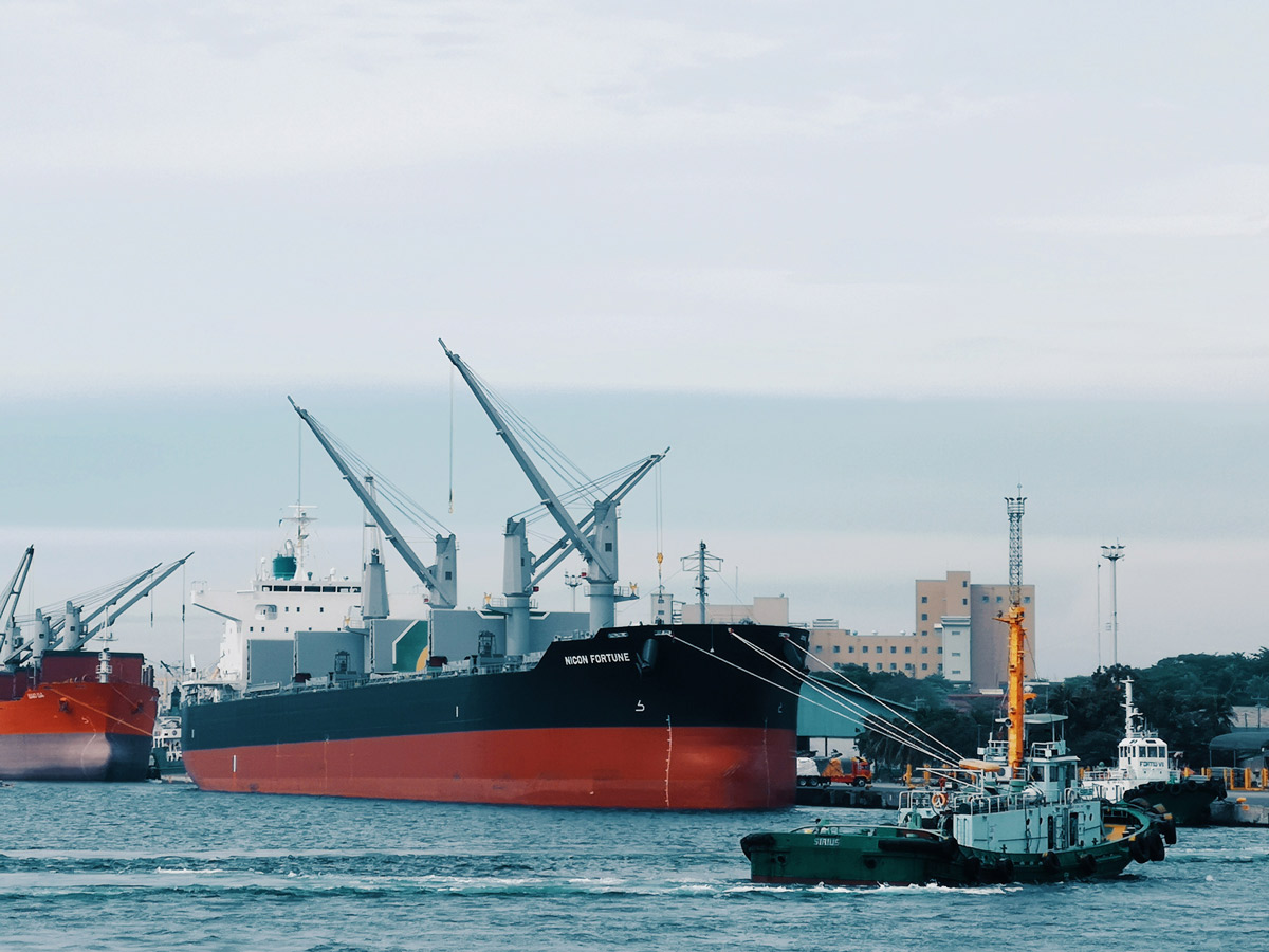 vessel monitoring and security