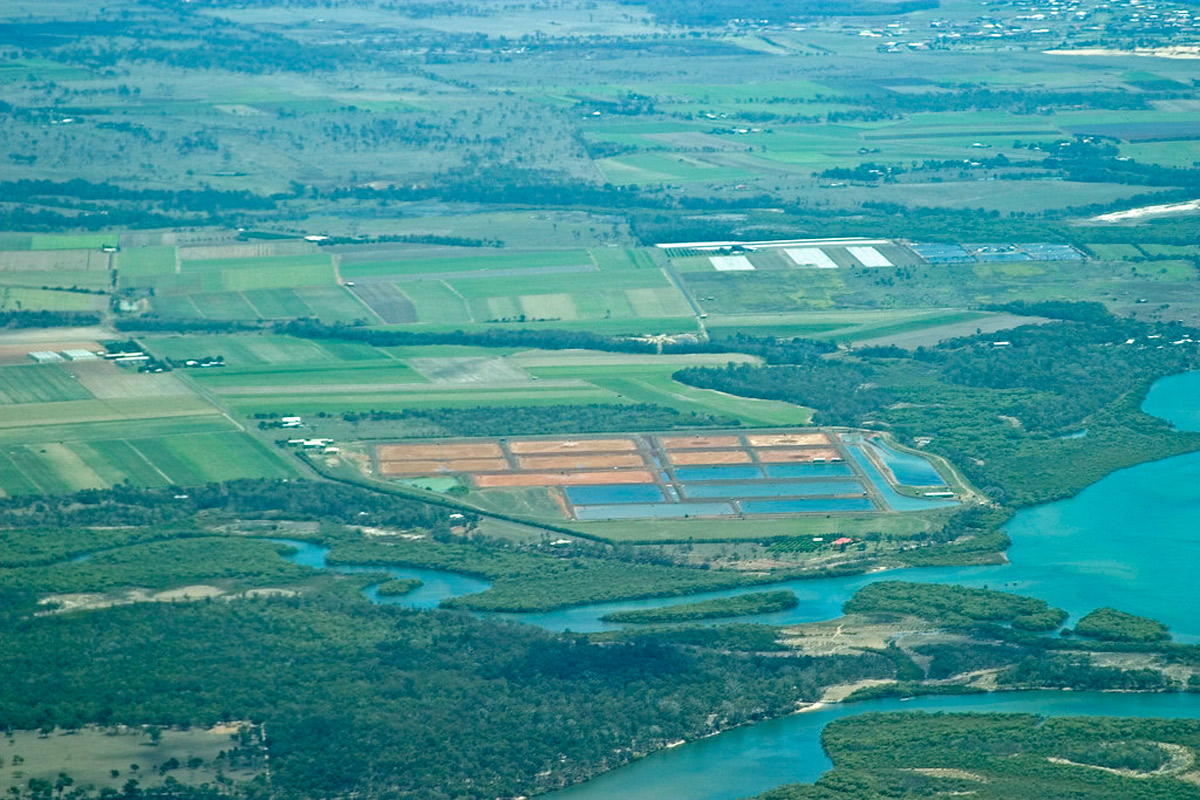 aquaculture facilities