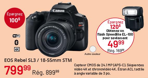 EOS Rebel SL3 18-55mm STM