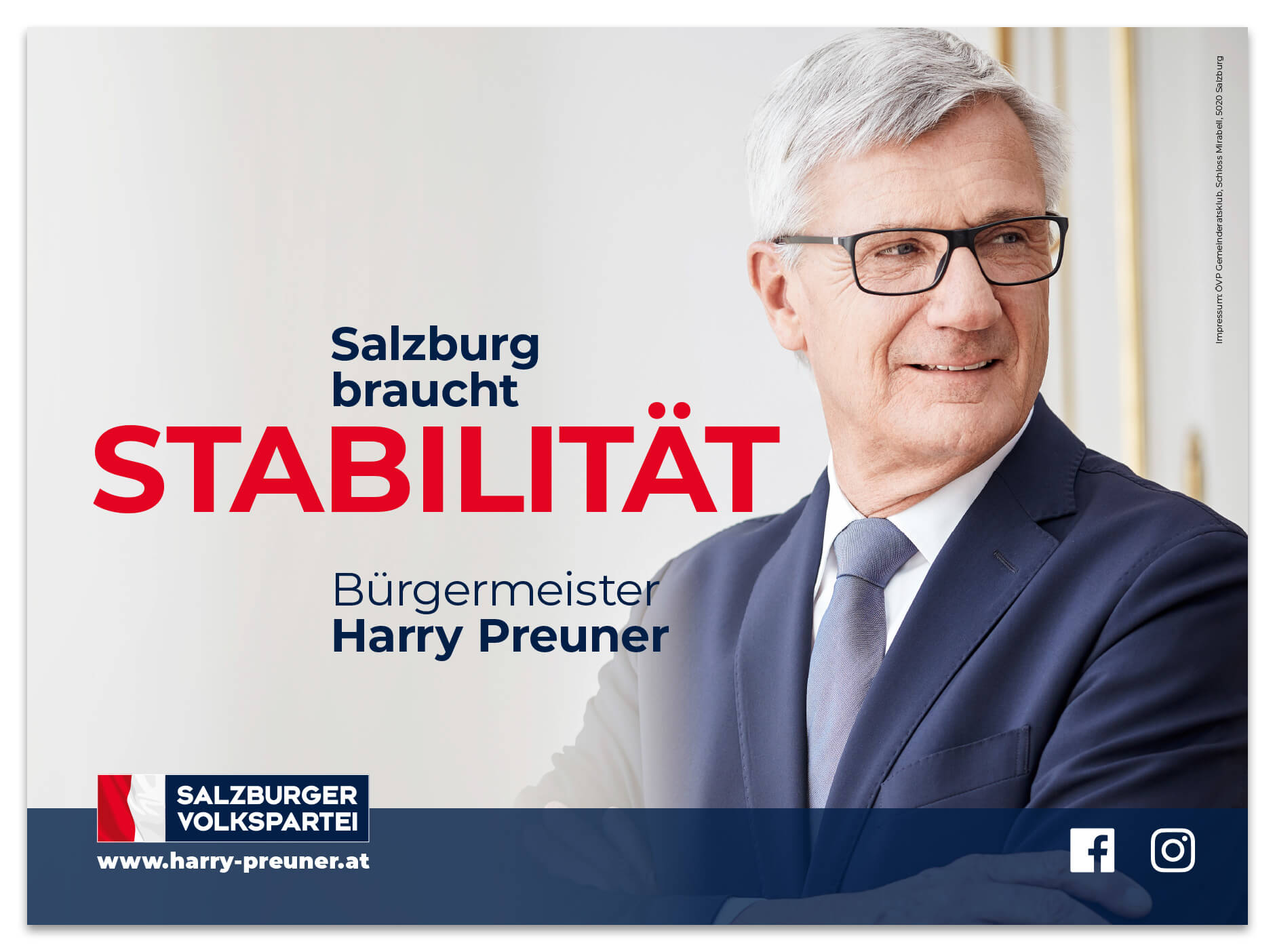 Harry Preuner Kampagne
