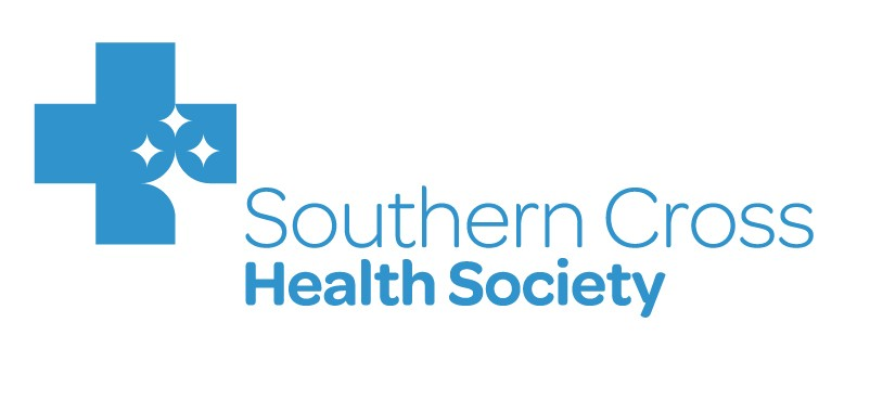 southern cross health society logo