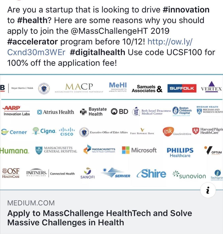 Digital Health Awards 2019