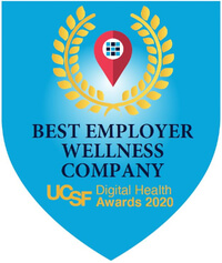 Badge - Best employer wellness company