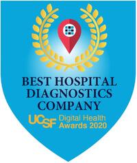 Badge - Best hospital diagnostics company