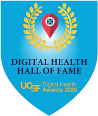 Badge - Digital hall of fame