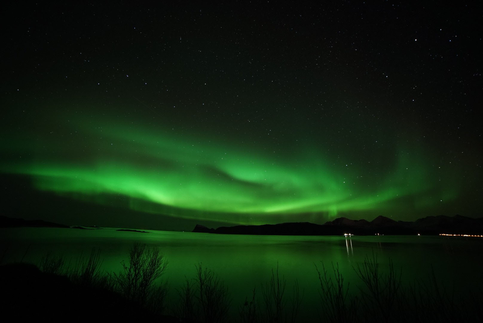 The Northern Light package