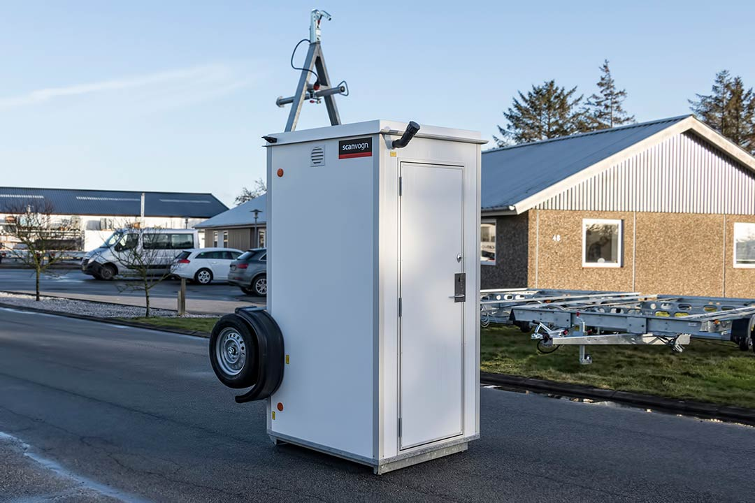 Scanvogn WC-Flex toilet 08