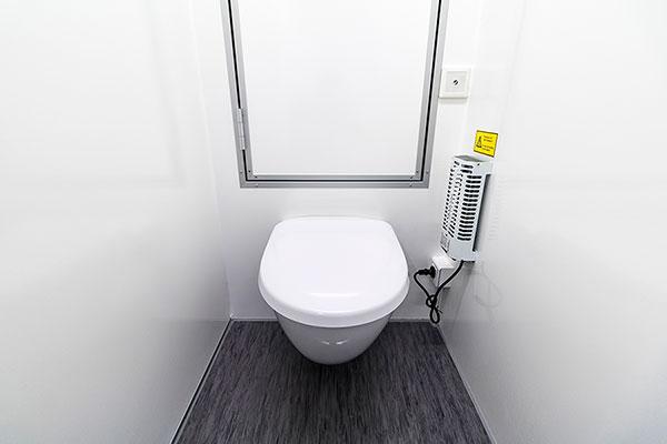 Scanvogn - Choose between 4 different toilet types