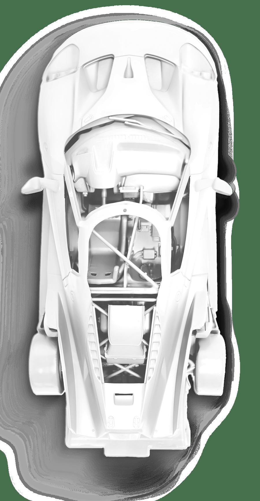 Brand Engine Porsche Model Body