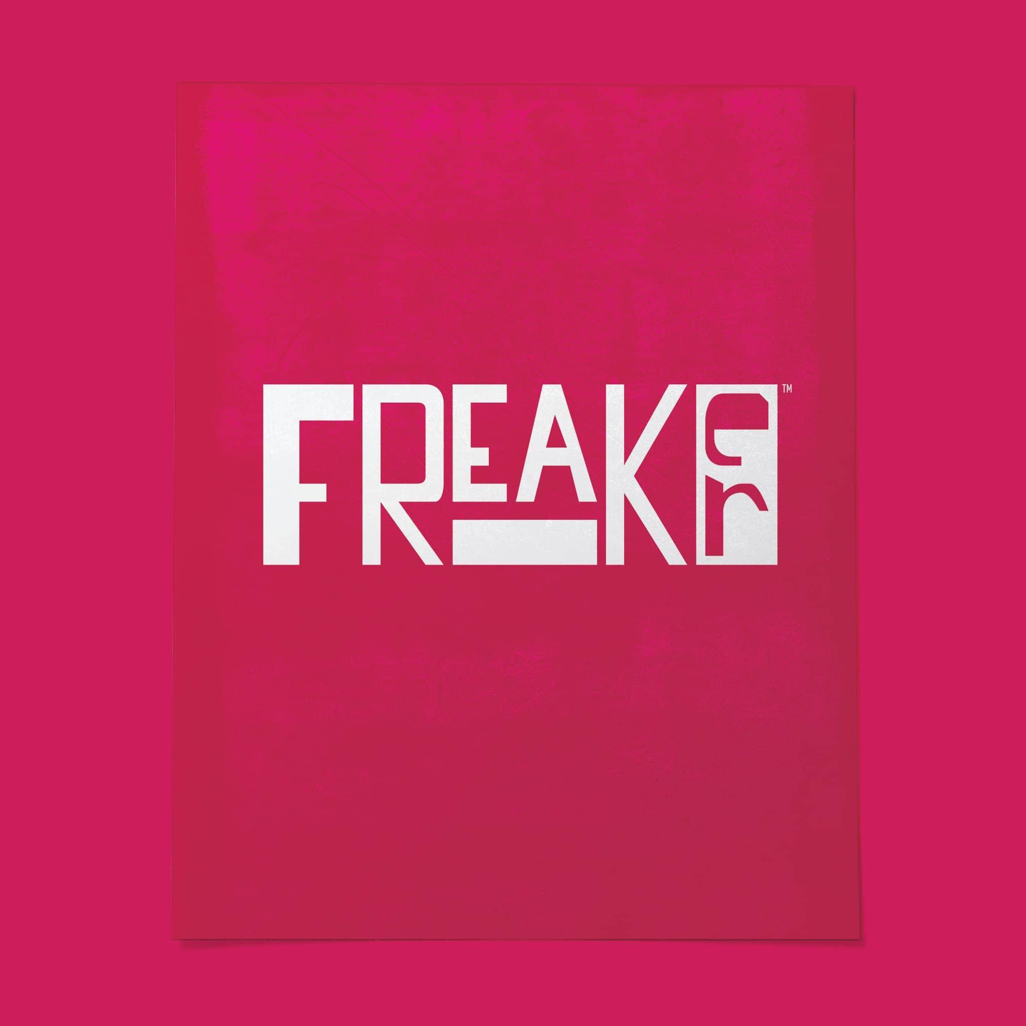 Freaker USA Brand and Logo Design By Brand Engine