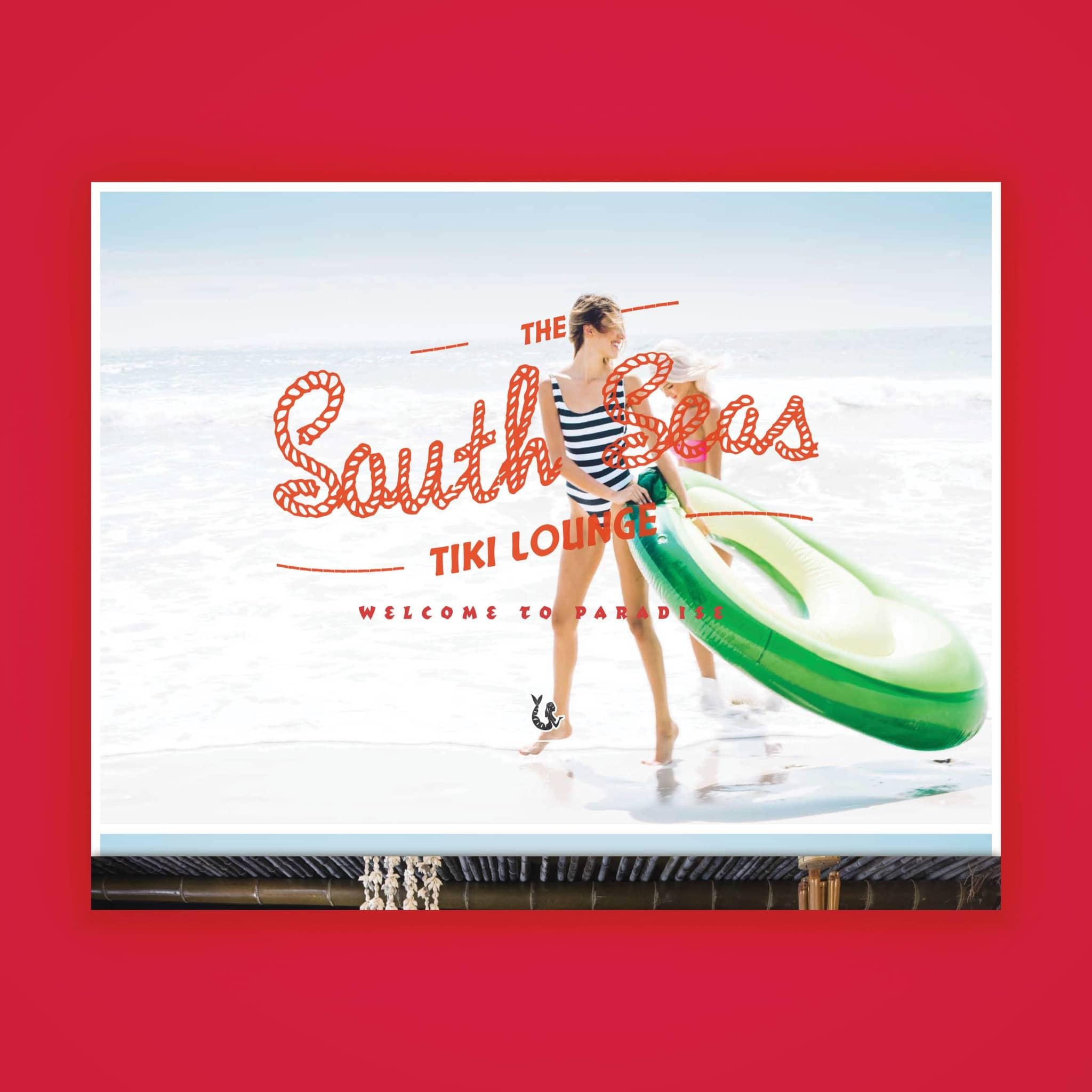 South Seas - website by Brand Engine