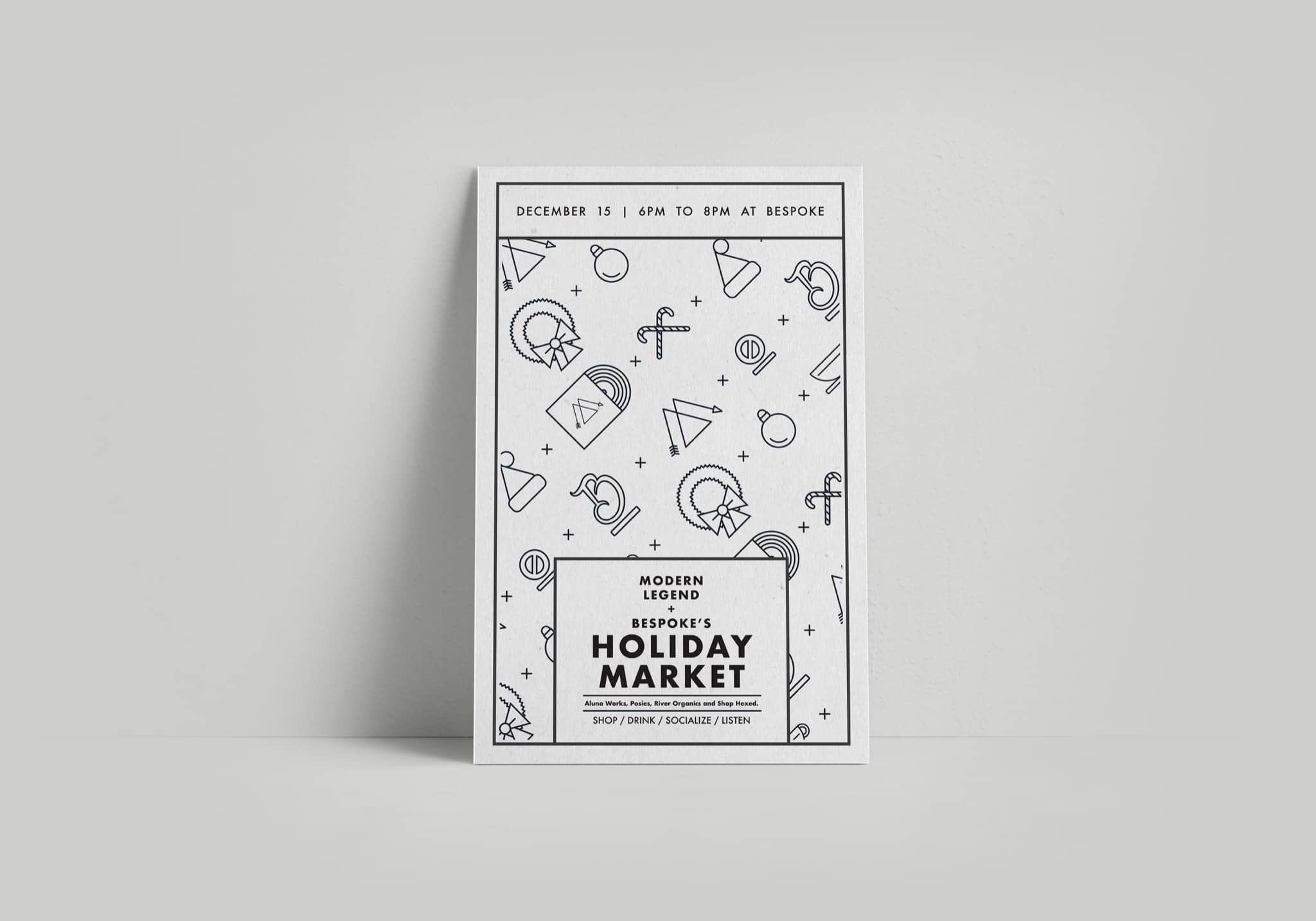Bespoke Coffee Posters - Graphic Design by Brand Engine