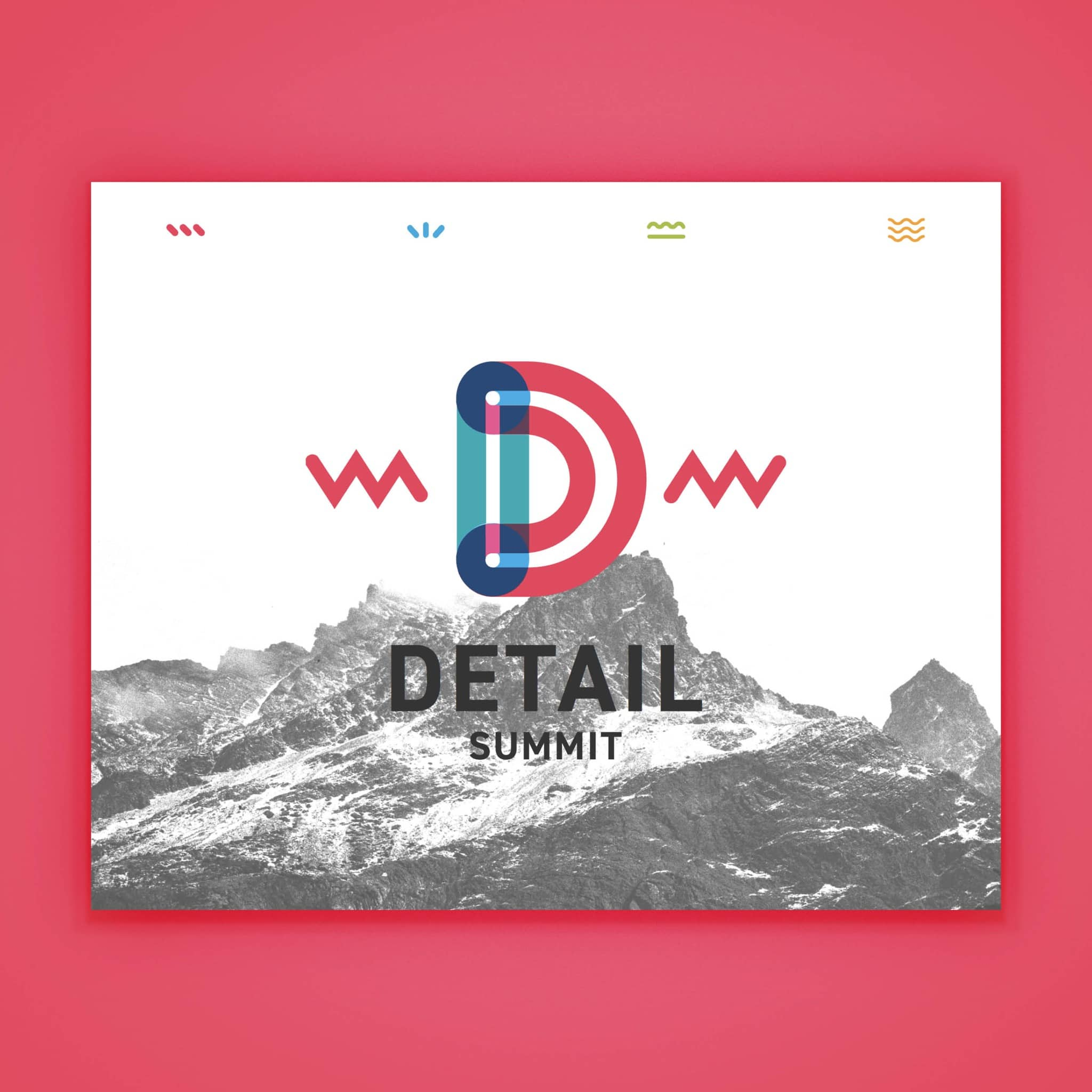 Detail Summit - website by Brand Engine
