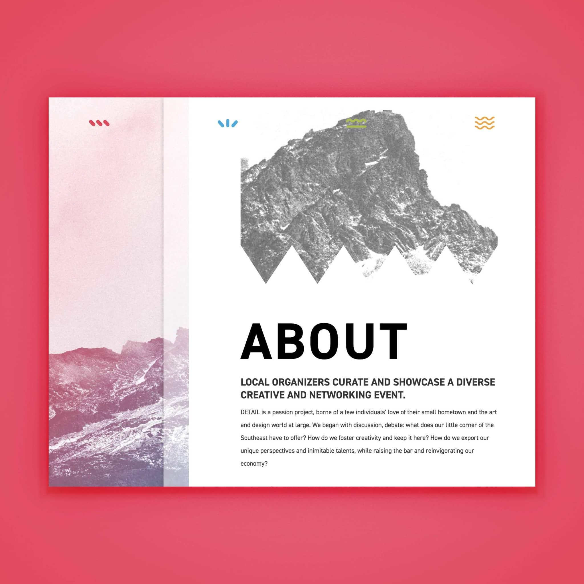Detail Summit - website by Brand Engine