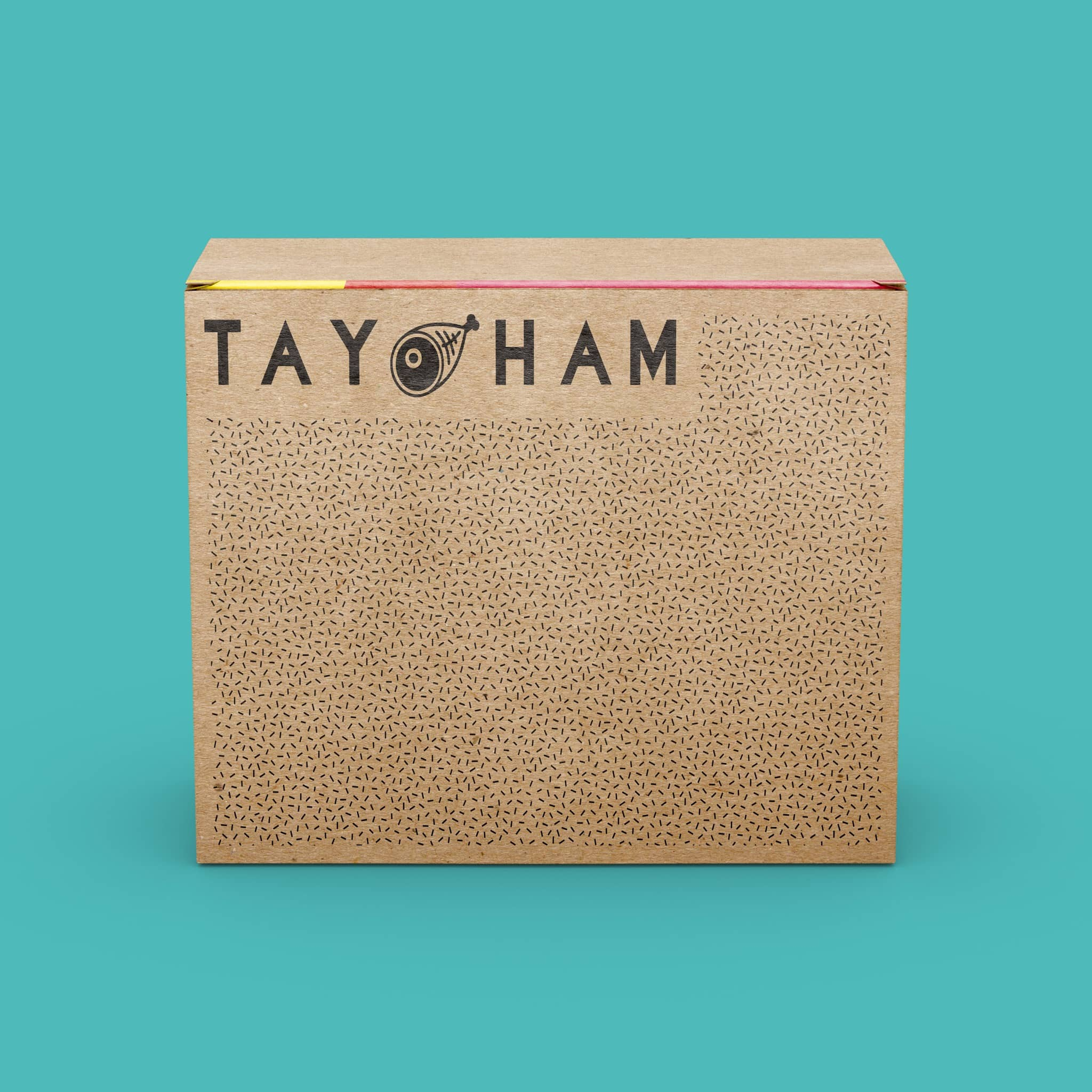 Tayham - package desgin by Brand Engine