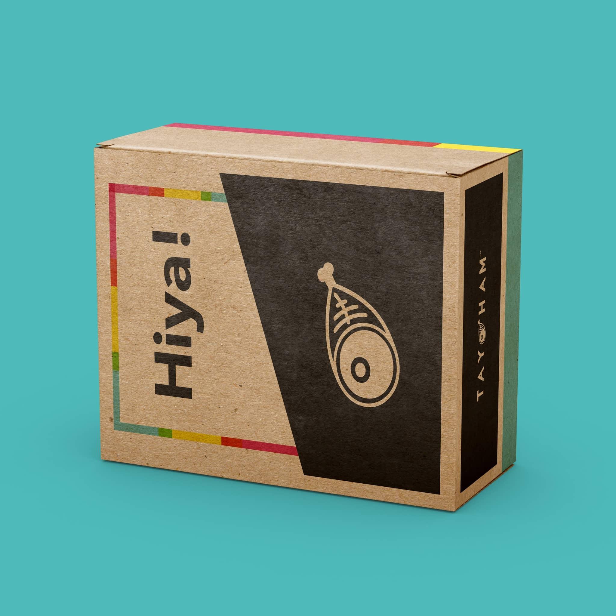 Tayham - package desgin by Brand Engine