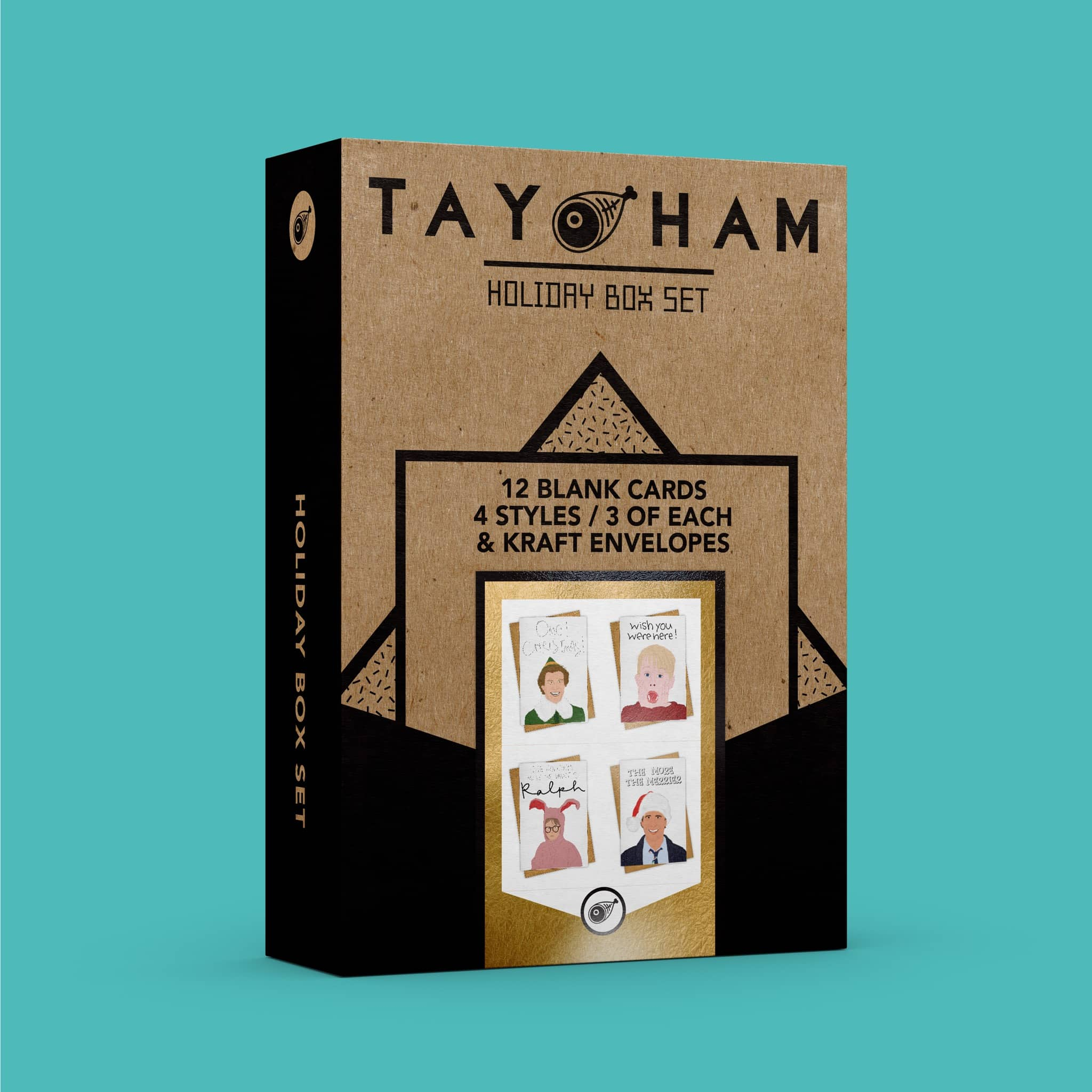Tayham Box - Packaging Design by Brand Engine