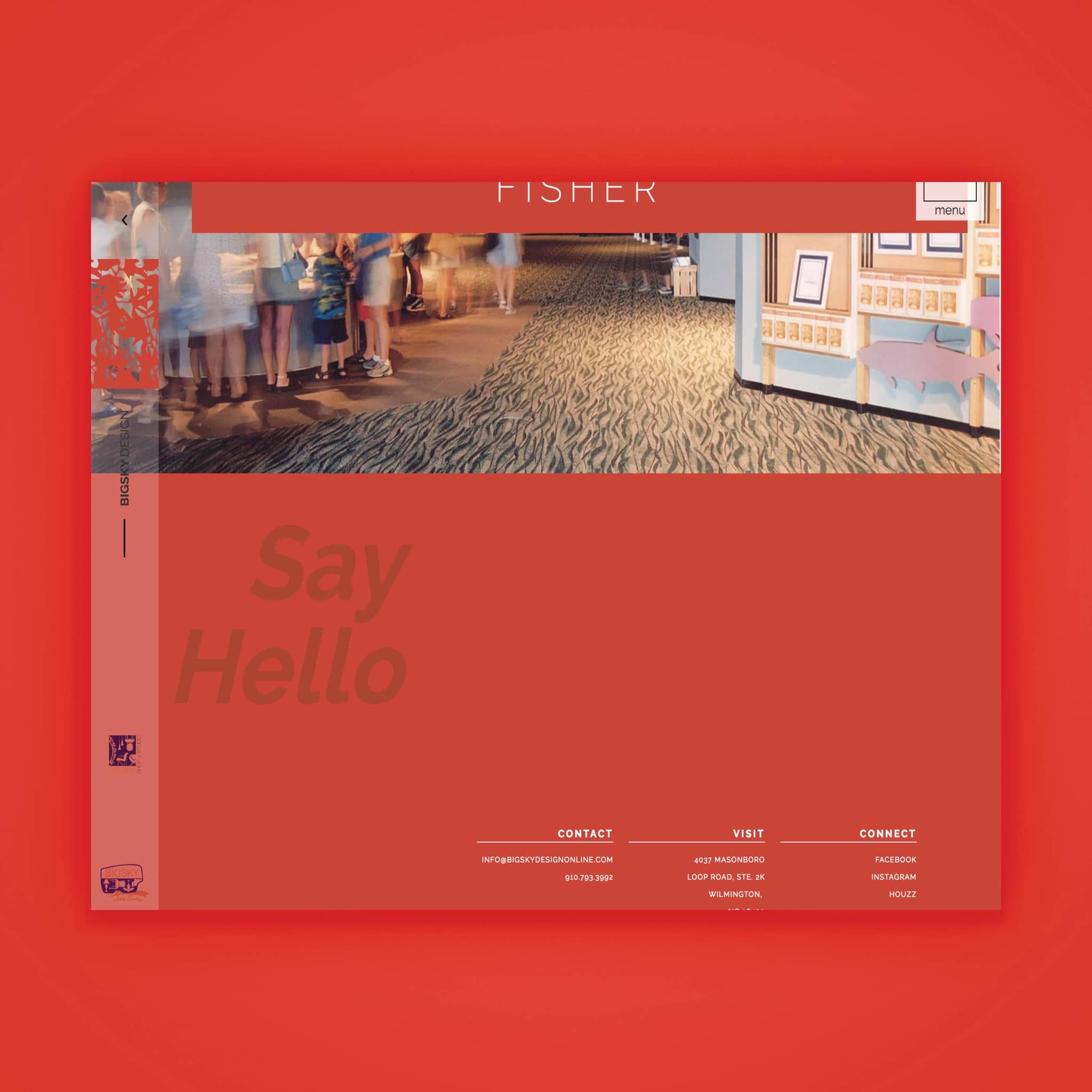 Big Sky design - Web Design by Brand Engine