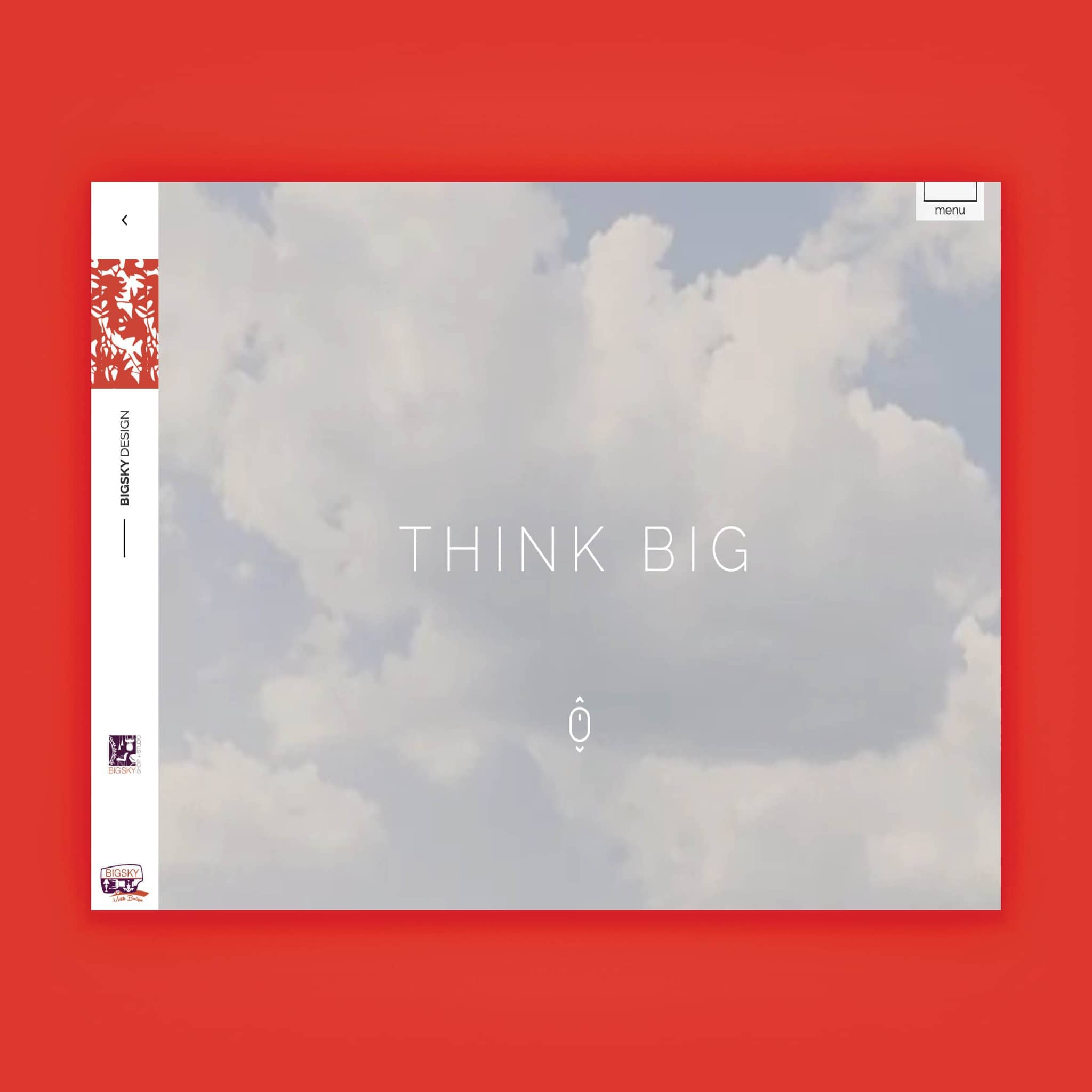 Big Sky design - Web Design by Brand Engine