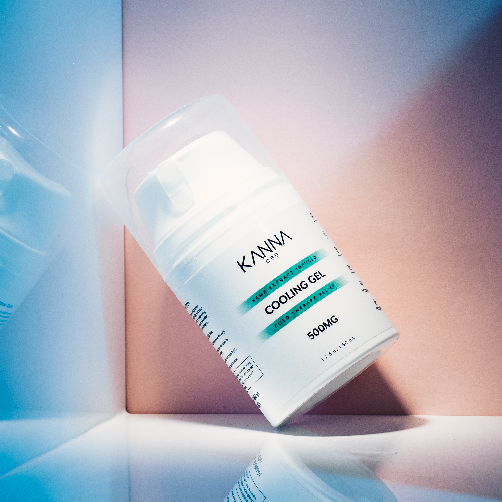 Kanna CBD Product Photography