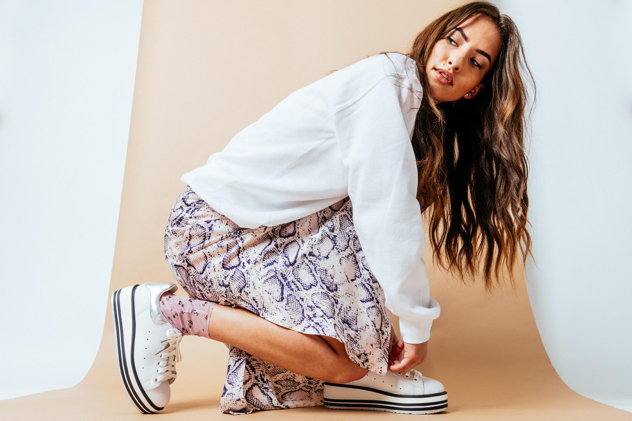 Soul Shoetique Shoe Photography Editorial