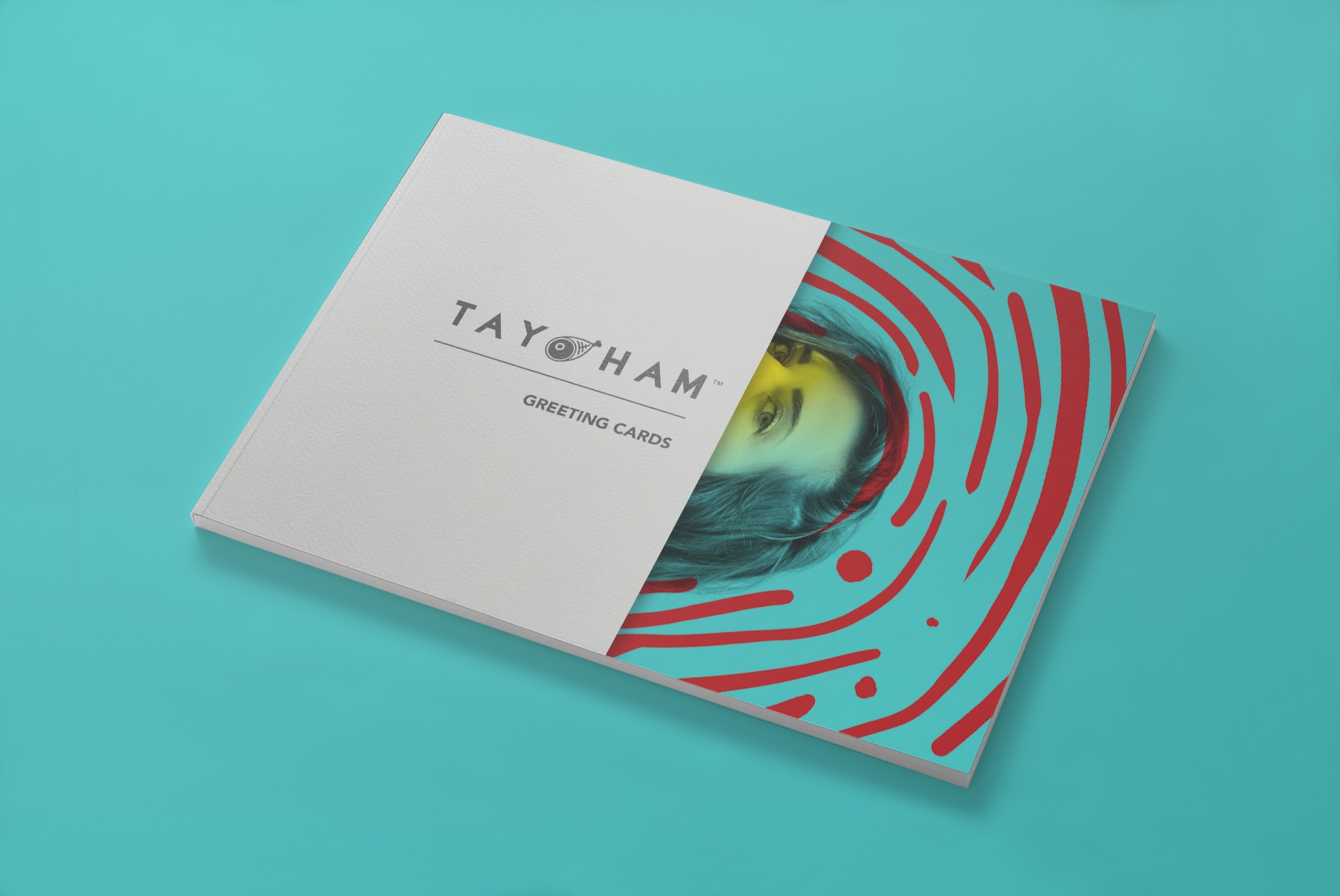 TAY HAM Greeting Cards Catalog Design for Trade Show by Brand Engine