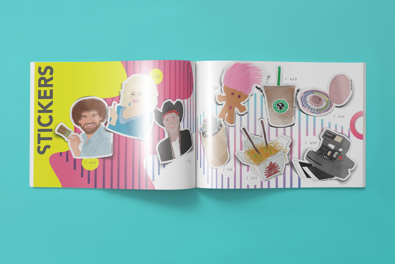 TAY HAM Greeting Cards Catalog & Graphic Design Brand Engine