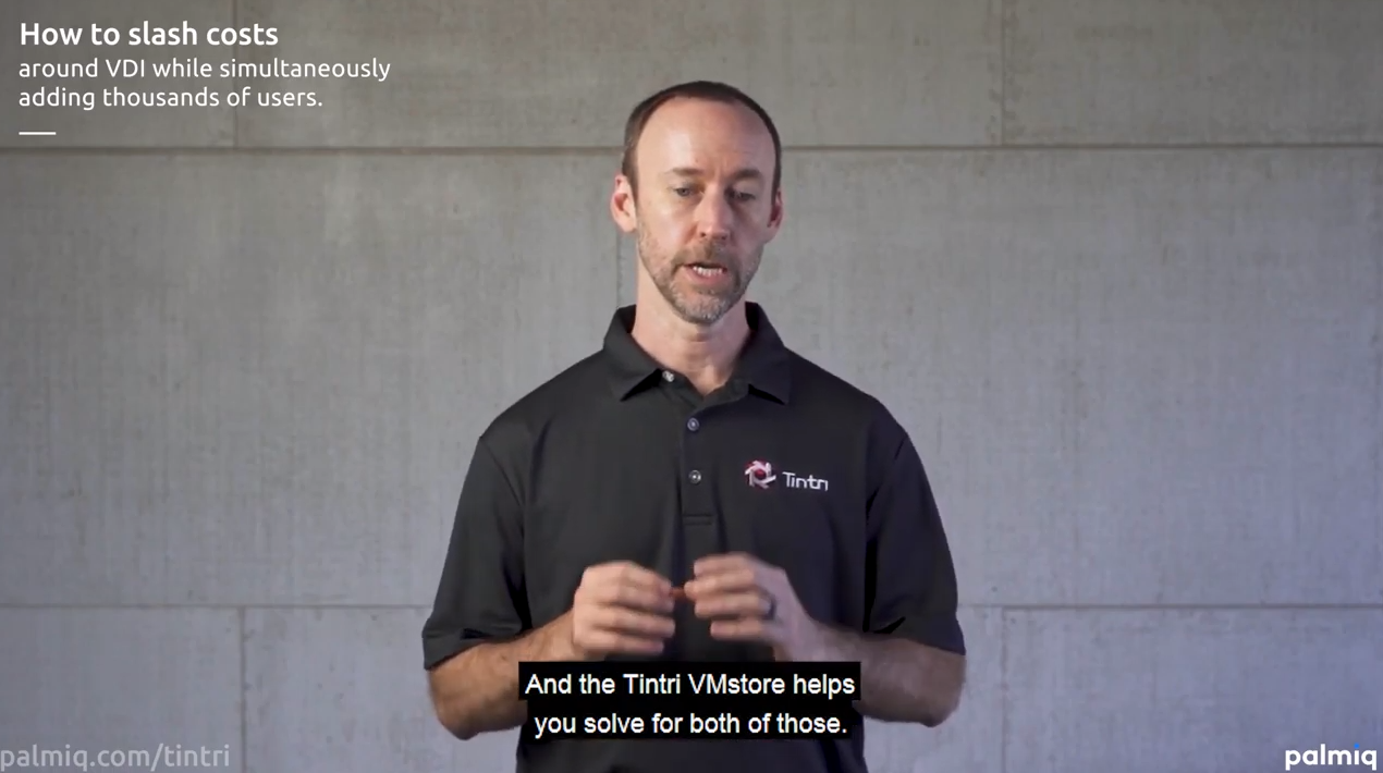 How to slash costs on storage and VDI