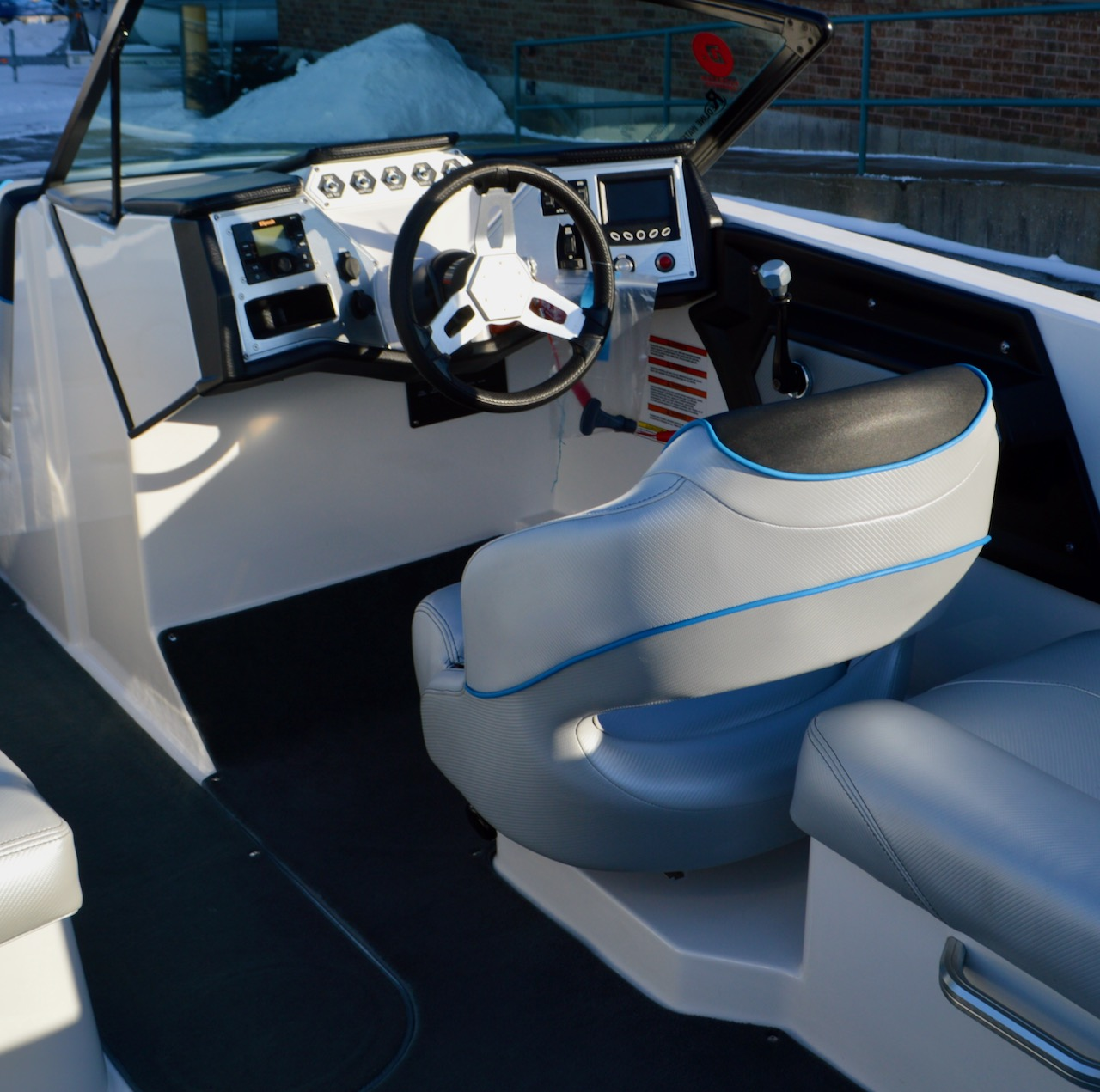 2018 MasterCraft NXT-20 with Advanced Audio Package