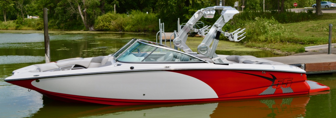 2011 MasterCraft X-55 with Surf Tabs