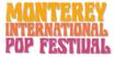 The International Monterey Pop Festival Logo.