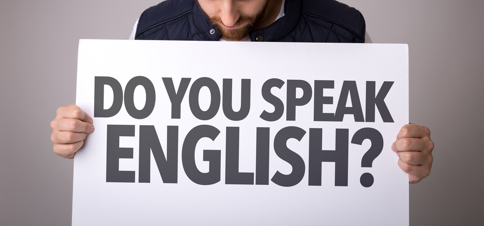 """English-Only"" Rule May Violate the Law"