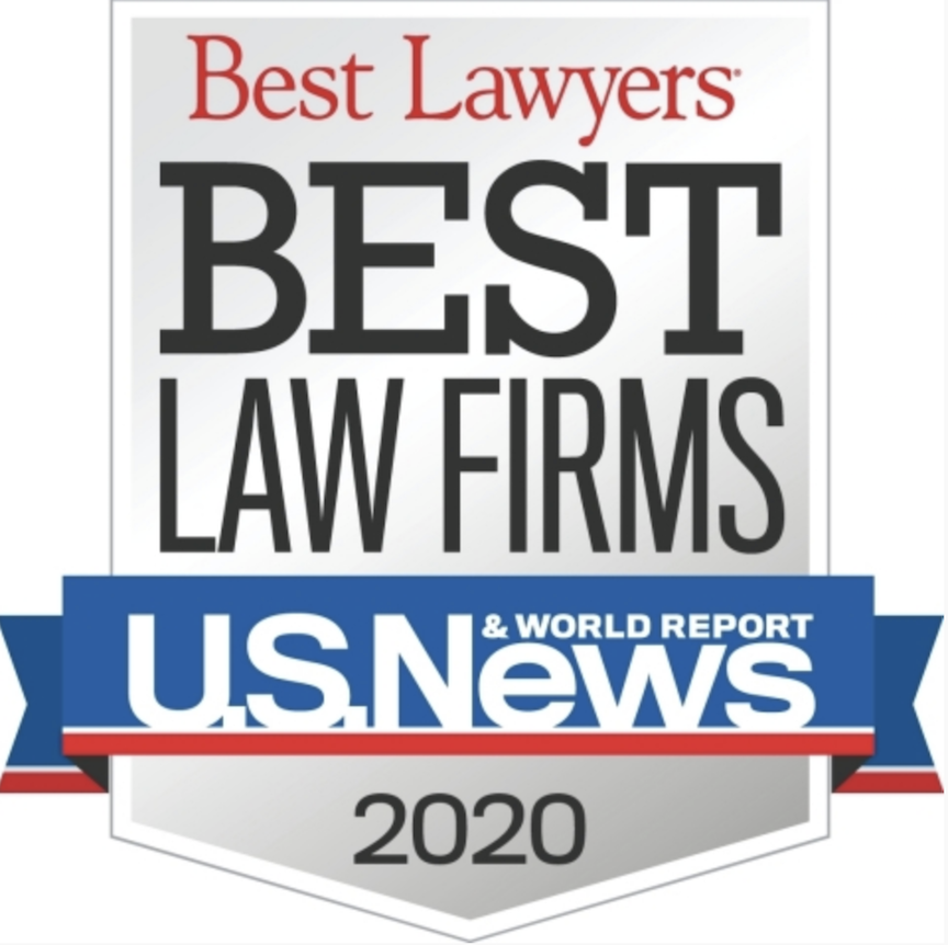 "Pechman Law Group Rated Tier 1 by U.S. News' 2020 ""Best Law Firm"" Rankings"