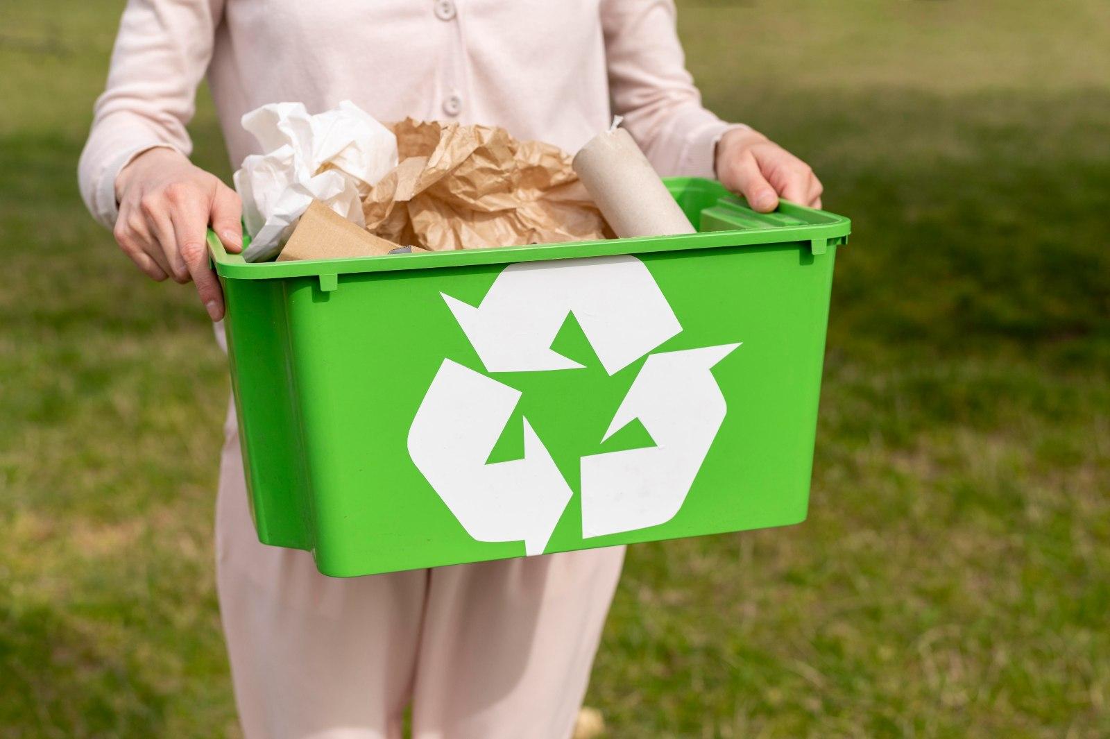 Reciclaje en condominios