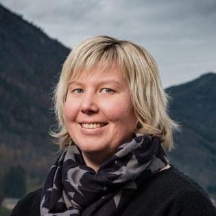 Bilde av redaktør Judith Sørhus Litlehamar