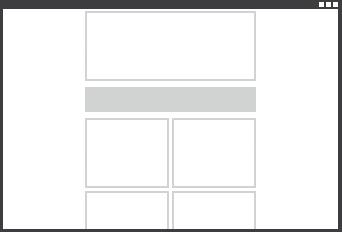 Visningsbilde av liten banner nettannonse